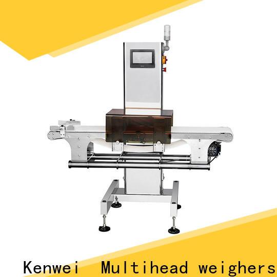 Personnalisation du détecteur de métal standard Kenwei