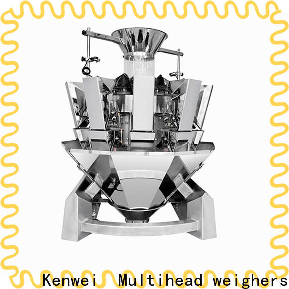 Marque de prix de la machine d'emballage Kenwei
