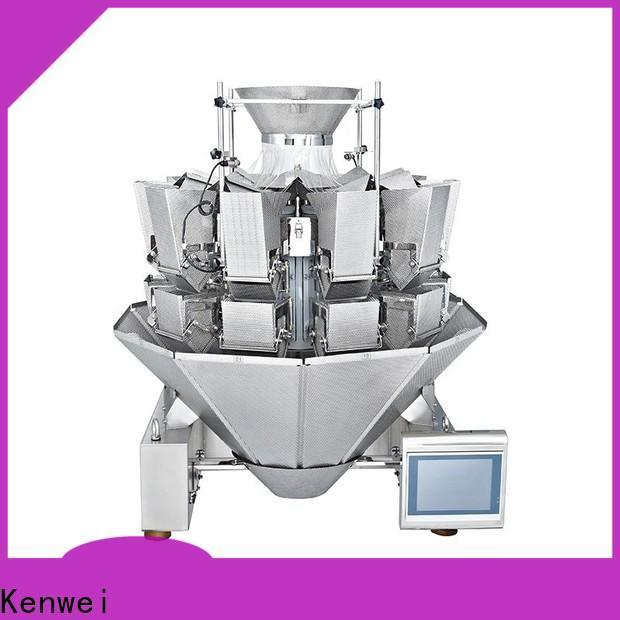 Socio comercial más vendido de máquinas de peso para alimentos de Kenwei