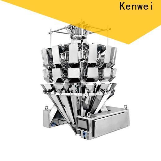 Personalización de la máquina empacadora de bolsas Kenwei