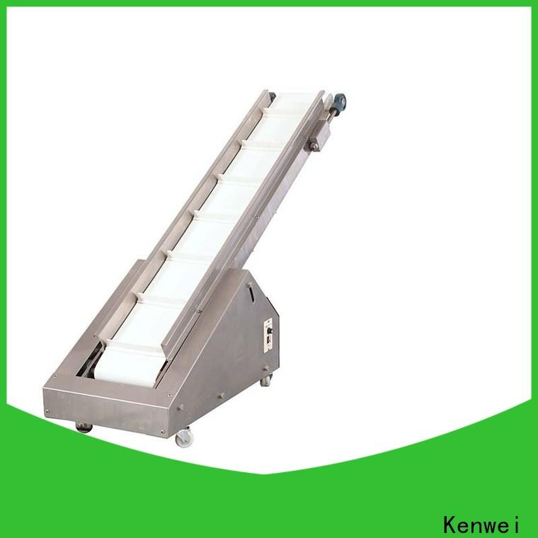 Oferta exclusiva de los fabricantes de cintas transportadoras Kenwei