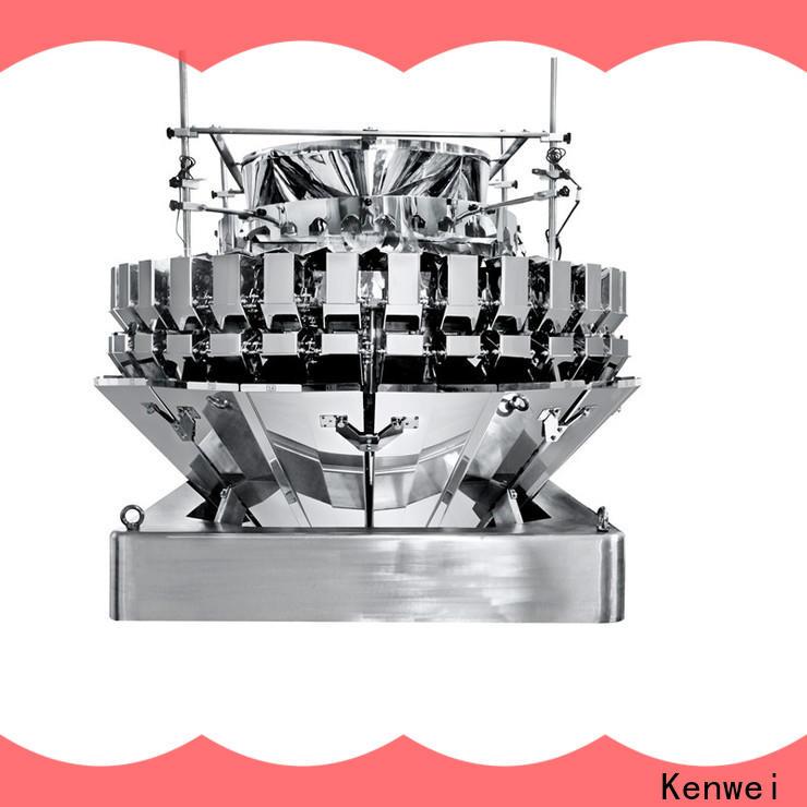 Prix de la machine d'emballage Kenwei Solutions abordables