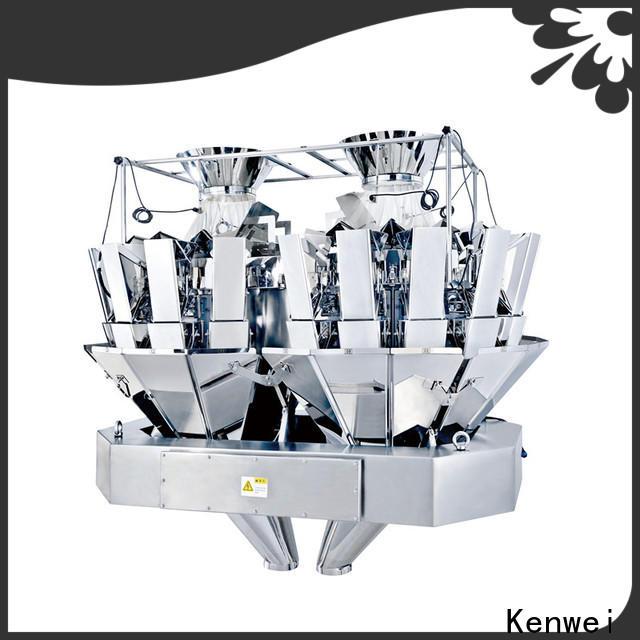 Solutions abordables pour trieuses pondérales Kenwei 100% qualité