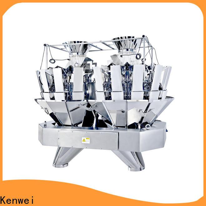 Usine de machines d'embouteillage de haut niveau Kenwei