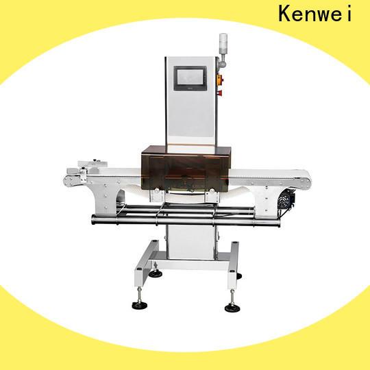 Kenwei أفضل خدمة نظام كشف وقفة واحدة