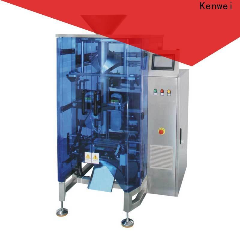 Kenwei vertical vacuum packaging machine factory