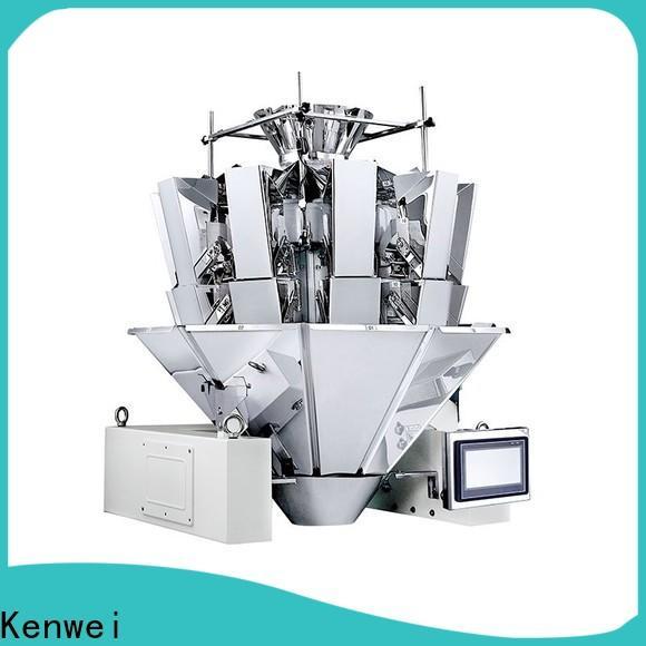 آلة تعبئة الأكياس ذات العمر الطويل من Kenwei حلول ميسورة التكلفة