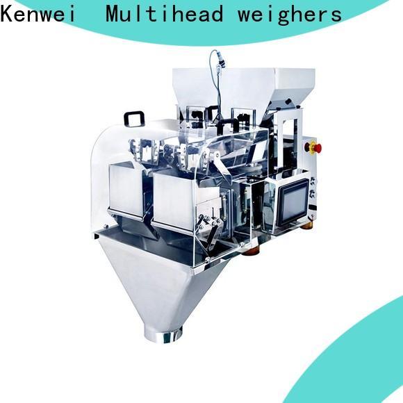 تصميم آلة تعبئة الأكياس Kenwei
