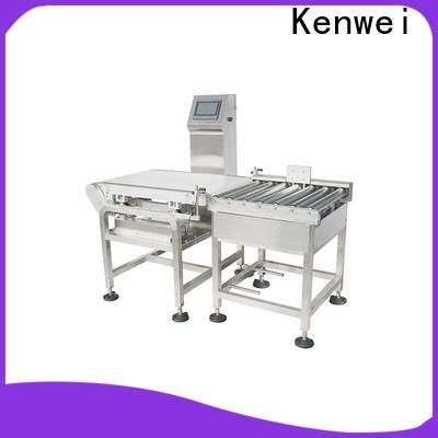 Personnalisation de la machine d'emballage bon marché Kenwei