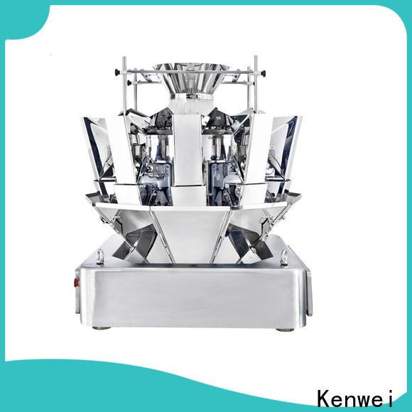 ماكينة تعبئة مسحوق Kenwei خدمة الشباك الواحد