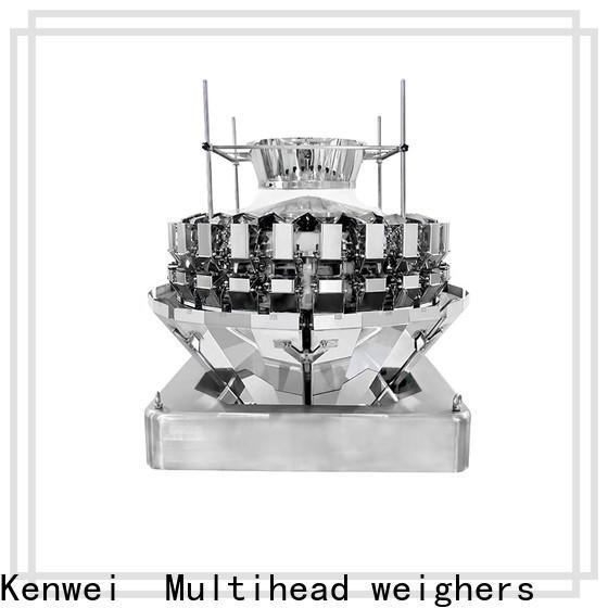 ماكينة تعبئة متعددة الرؤوس Kenwei حلول ميسورة التكلفة