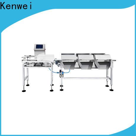 Fabricant de balances industrielles Kenwei