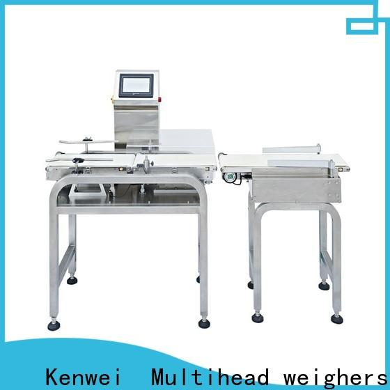 تخصيص ماكينة فحص الوزن Kenwei 2020