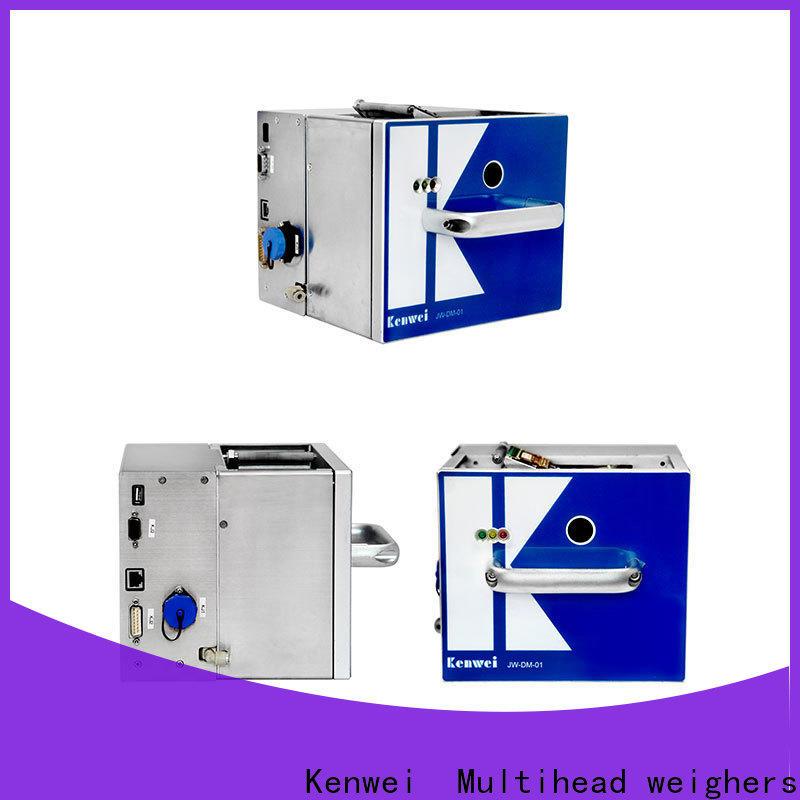 Usine d'imprimantes d'étiquettes thermiques Kenwei