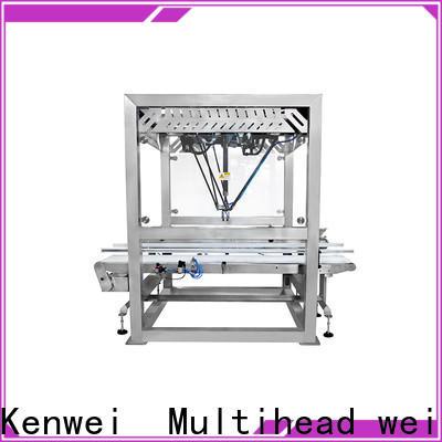 تخصيص أنظمة التعبئة الآلية Kenwei