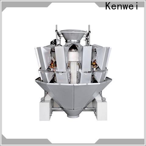 Service à guichet unique de machine d'emballage alimentaire Kenwei