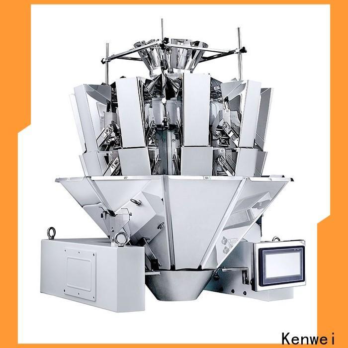حلول ماكينات التعبئة والتغليف Kenwei OEM ODM ميسورة التكلفة