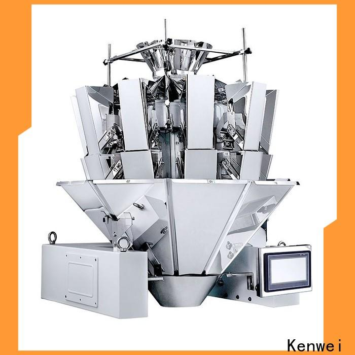 Solutions abordables de machine d'emballage ODM OEM Kenwei