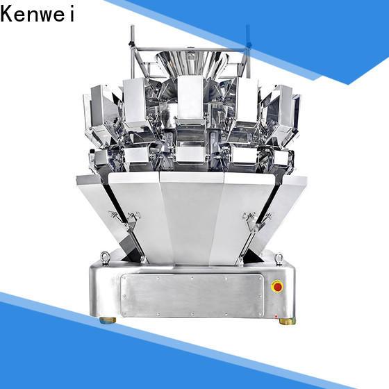ماكينة تعبئة وتغليف متعددة الرؤوس من Kenwei منخفضة موك