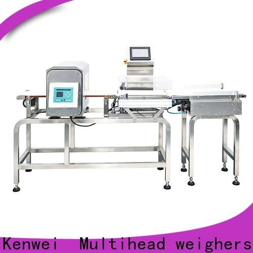 Kenwei Checkweigher and Metal Detector Deal Exclusive Deal