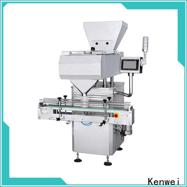 Discours exclusif de la machine à emballer de la pochette peu coûteuse Kenwei