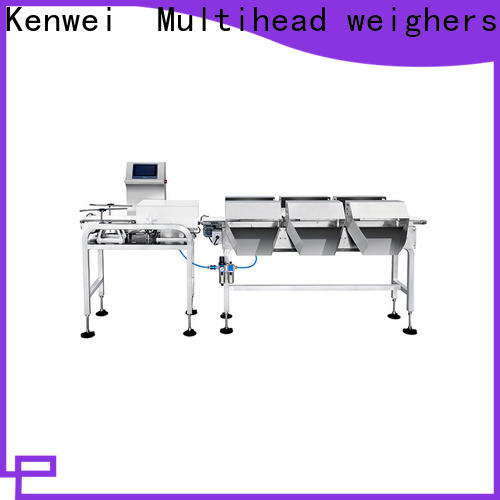 Personnalisation de la machine d'emballage Kenwei
