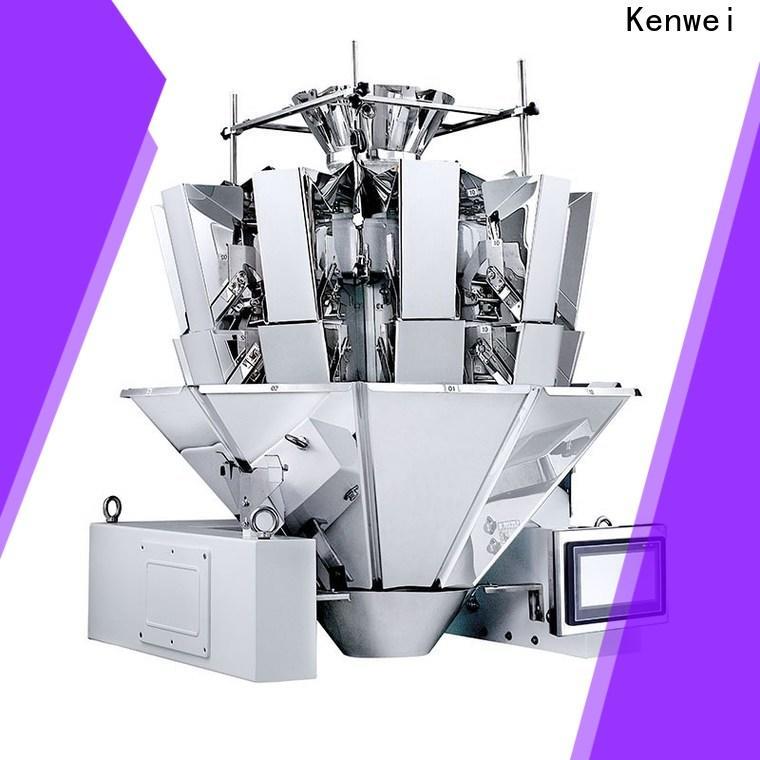 Kenwei 100٪ جودة الحقيبة آلة التعبئة مصنع