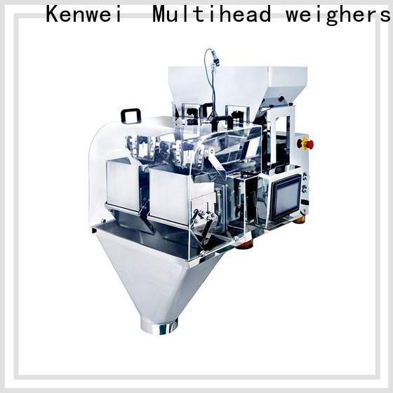 Kenwei Pouch Packing Machine Un service unique