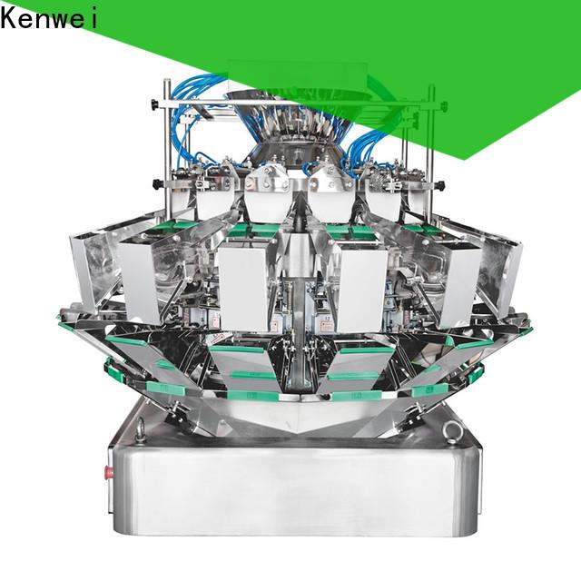 Kenwei أفضل مسحوق ملء آلة التخصيص