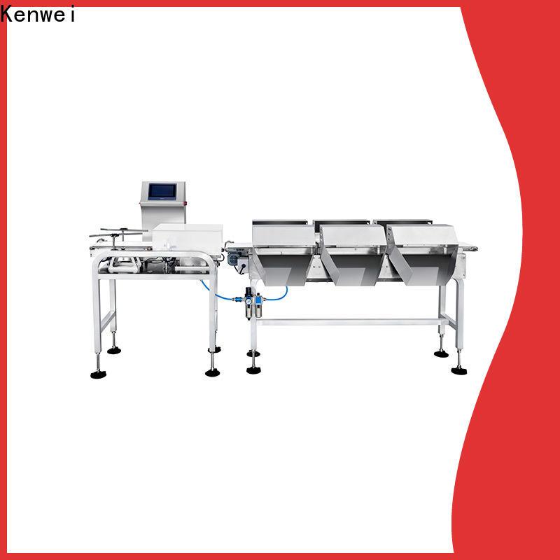 Kenwei Poids Check Machine Marque