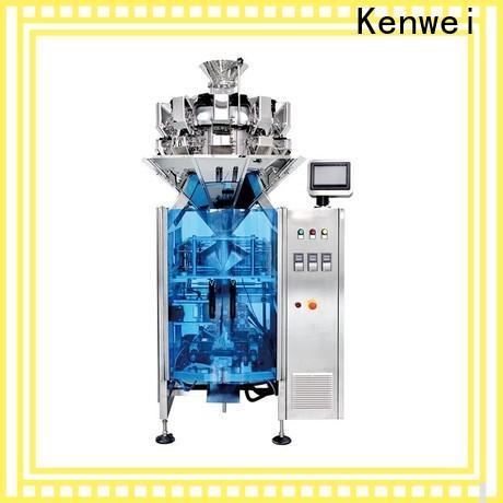 Conception de machine d'emballage de poche la plus vendue