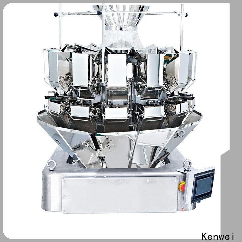 Máquina de envasado de vacío de la vida útil de Kenwei Personalización