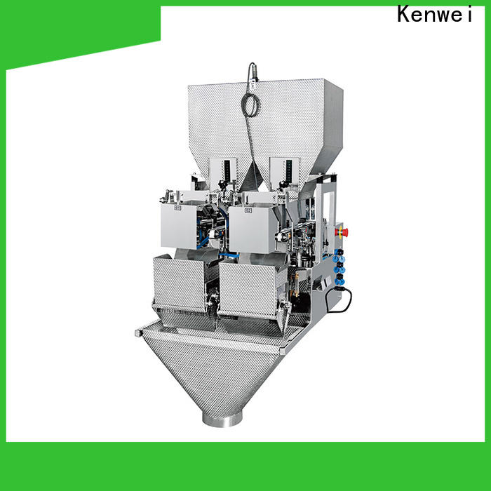 Kenwei recommande vivement la machine d'emballage de la Chine