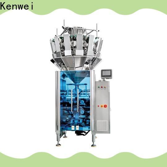 Kenwei تصميم آلة التعبئة القياسية عالية