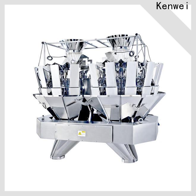 Kenwei سريع الشحن آلة التعبئة الصين الصانع