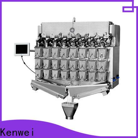 Máquina de embalaje de larga duración personalización