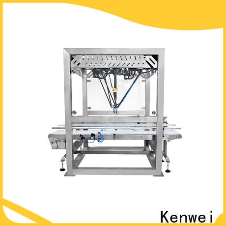 تصميم أنظمة التعبئة والتغليف الآلي Kenwei