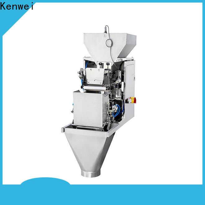 Machine de pesée électronique simple usine