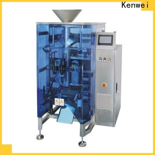 Kenwei تصميم آلة التعبئة الرأسية