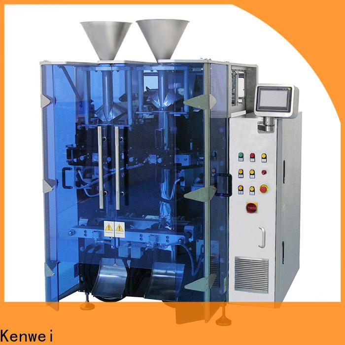 تصميم آلة التعبئة العمودي القياسية