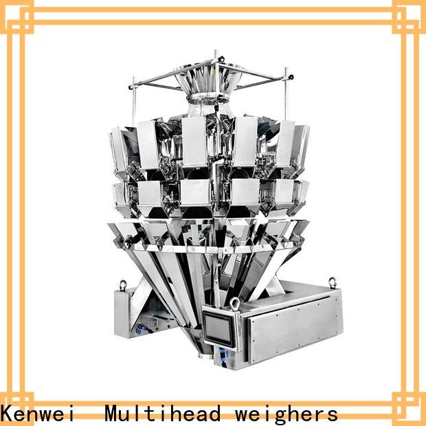 Conception de la machine d'emballage de Kenwei Multi Head