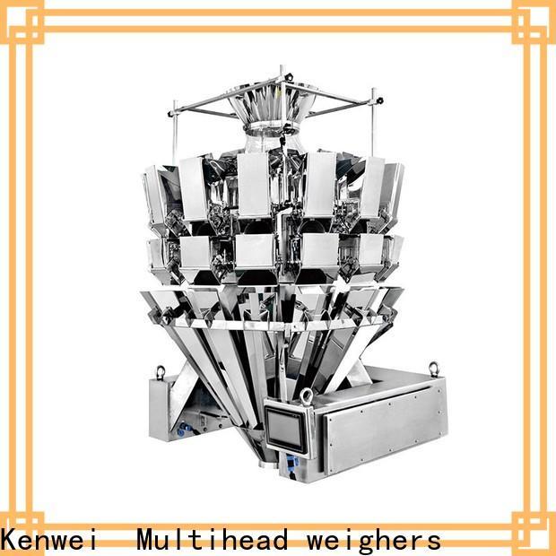 Kenwei تصميم آلة التعبئة متعددة الرأس