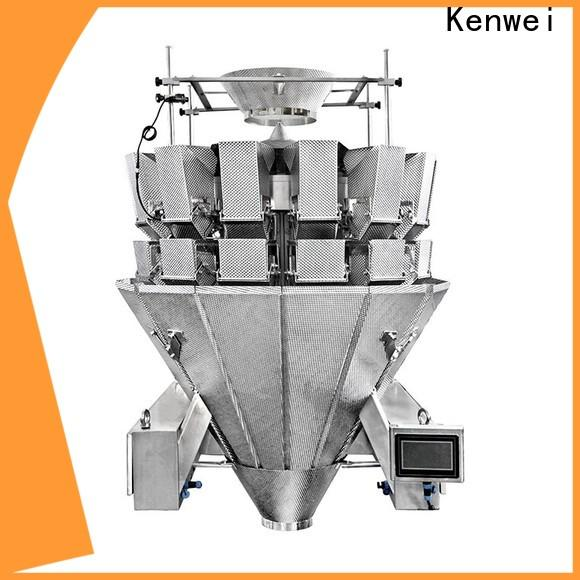 Kenwei جديد آلة التعبئة الصين العلامة التجارية