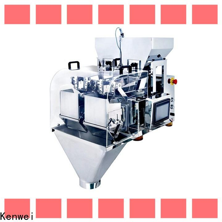 كينوي يوصي بشدة تصميم ماكينة وزنها الإلكتروني
