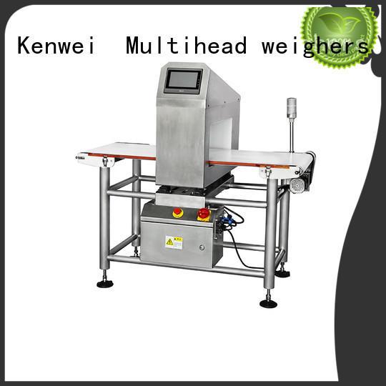 dropped foil automatic metal detektor chemical Kenwei